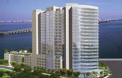 Photo of Platinum Waterfront Condo in Downtown Miami FL