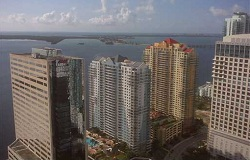 Photo of Plaza on Brickell Waterfront Condo in Brickell Miami FL