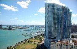 Photo of Quantum on the Bay Waterfront Condo in Downtown Miami FL