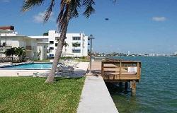Photo of Sandpiper Villas Waterfront Condo in Miami Beach FL