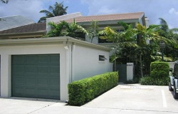 Photo of townhome in South Miami Florida