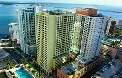 Photo of The Sail on Brickell Condo in Brickell Miami FL