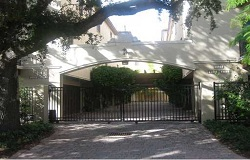 Photo of Villaggio In The Grove townhouses in Coconut Grove Florida