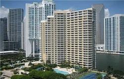 Photo of Two Tequesta Point Waterfront Condo in Brickell Key Miami FL