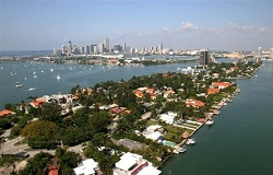 Photo of Venetian Island Waterfront homes in Miami Beach FL