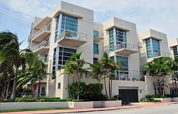 Photo of Vilasol Lofts Waterfront Condo in Miami Beach FL