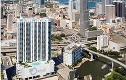 Photo of Wind by Neo Waterfront Condo in Downtown Miami FL